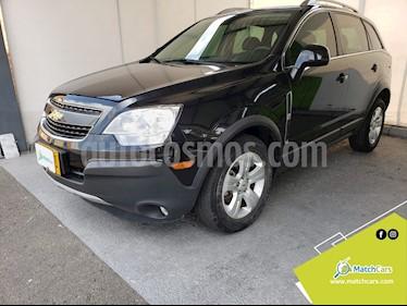 Chevrolet Captiva Sport 2.4L usado (2013) color Negro Onix precio $32.390.000