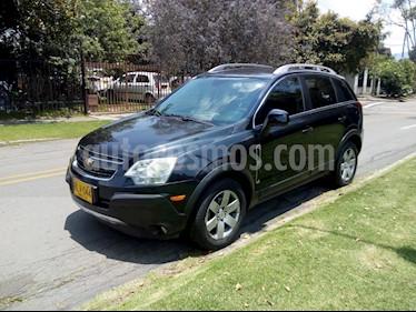 Chevrolet Captiva Sport 2.4L LS Full usado (2011) color Negro precio $30.900.000
