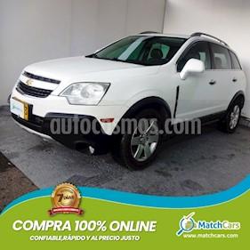 foto Chevrolet Captiva Sport 2.4L LS Full usado (2012) color Blanco precio $28.500.000