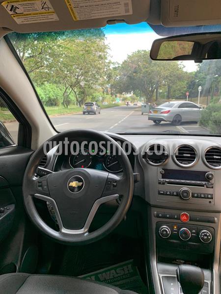 Chevrolet Captiva Sport 2.4L usado (2011) color Negro precio $28.900.000