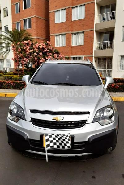 Chevrolet Captiva Sport 2.4L LS usado (2016) color Plata precio $41.900.000