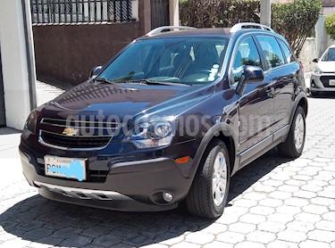 Chevrolet Captiva Sport 2.4L Aut usado (2015) color Azul precio u$s19.000