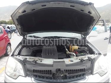 Chevrolet Captiva Sport 2.4L Aut usado (2014) color Plata precio u$s17.500