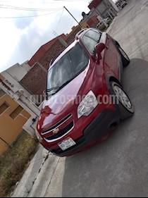 Foto venta Auto usado Chevrolet Captiva Sport LS Piel (2012) color Rojo Tinto precio $120,000