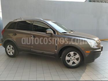 Foto venta Auto usado Chevrolet Captiva Sport LS Piel (2014) color Terra precio $199,000