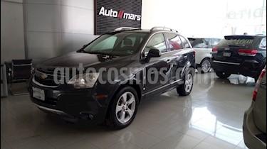 Foto venta Auto usado Chevrolet Captiva Sport LS Piel (2014) color Gris precio $189,000