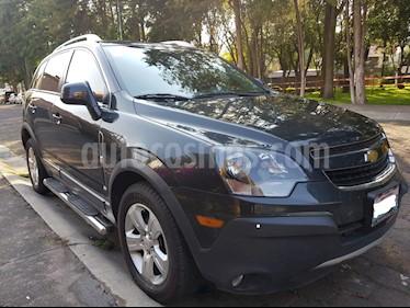 Foto venta Auto Seminuevo Chevrolet Captiva Sport LS Plus (2015) color Gris Oscuro precio $295,000