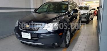Foto venta Auto Seminuevo Chevrolet Captiva Sport LS Plus (2014) color Azul Metalico precio $183,000