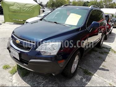 Foto venta Auto usado Chevrolet Captiva Sport LS Plus (2009) color Negro precio $118,500