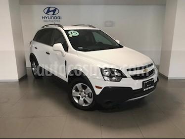 Foto venta Auto usado Chevrolet Captiva Sport LS (2015) color Blanco precio $209,000
