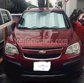 Foto venta Auto usado Chevrolet Captiva Sport LS (2011) color Rojo Tinto precio $145,000