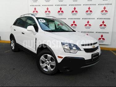 Foto venta Auto Seminuevo Chevrolet Captiva Sport LS (2015) color Blanco precio $200,000