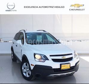 Foto venta Auto usado Chevrolet Captiva Sport LS (2015) color Blanco precio $205,000