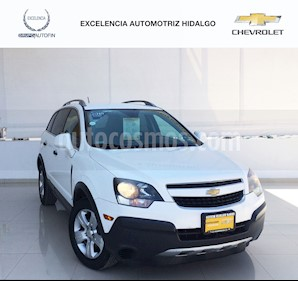 Chevrolet Captiva Sport LS usado (2015) color Blanco precio $205,000