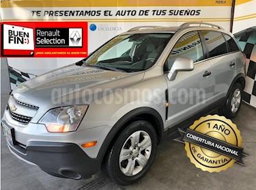Foto venta Auto Seminuevo Chevrolet Captiva Sport LS (2014) color Plata