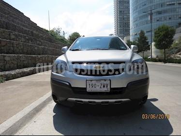 Chevrolet Captiva Sport LS usado (2015) color Plata Brillante precio $175,000