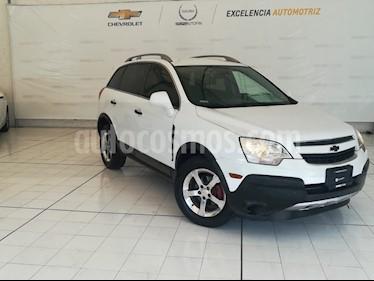 Foto venta Auto Seminuevo Chevrolet Captiva Sport LS (2014) color Blanco precio $199,000