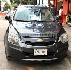 Foto venta Auto usado Chevrolet Captiva Sport LS (2011) color Gris Oscuro precio $149,000