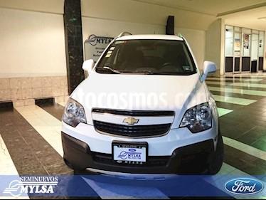Foto venta Auto Seminuevo Chevrolet Captiva Sport LS (2013) color Blanco precio $165,000