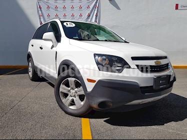 Foto venta Auto usado Chevrolet Captiva Sport LS (2015) color Blanco precio $195,000