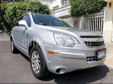 Chevrolet Captiva Sport LT Piel V6 usado (2012) color Plata precio $145,000