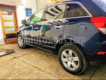Foto venta Auto usado Chevrolet Captiva Sport LT Piel V6 (2009) color Azul precio $125,000