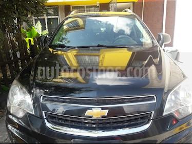 Chevrolet Captiva Sport LT Piel V6 usado (2014) color Carbon precio $185,000