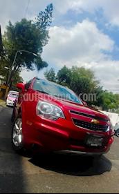 Chevrolet Captiva Sport LT Piel V6 usado (2013) color Rojo Tinto precio $180,000