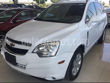 Foto venta Auto usado Chevrolet Captiva Sport LT Piel V6 (2009) color Blanco precio $130,000