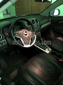 Chevrolet Captiva Sport LT Piel V6 usado (2012) color Blanco precio $138,000