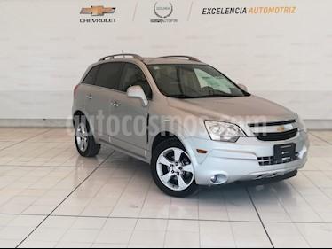 Foto venta Auto usado Chevrolet Captiva Sport LT Piel V6 (2014) color Plata Brillante precio $199,000