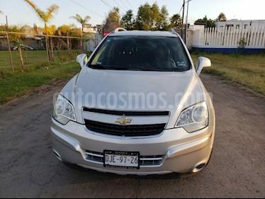 Foto venta Auto Seminuevo Chevrolet Captiva Sport LT Piel (2014) color Plata precio $217,000