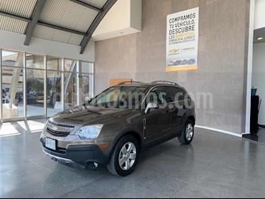 Chevrolet Captiva Sport LT Piel usado (2014) color Marron precio $195,000