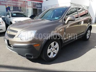 Foto venta Auto usado Chevrolet Captiva Sport LT Piel (2014) color Terra precio $198,000