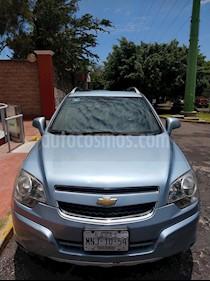 Chevrolet Captiva Sport LT Special Edition usado (2013) color Azul precio $169,000