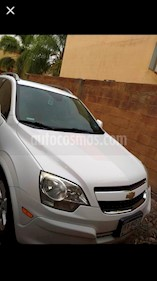 Chevrolet Captiva Sport LT Special Edition usado (2013) color Blanco precio $150,000