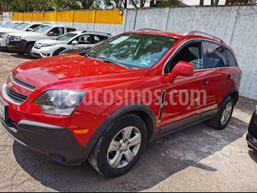 Foto venta Auto usado Chevrolet Captiva Sport LT (2015) color Rojo Tinto precio $158,000