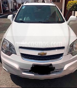 Foto venta Auto usado Chevrolet Captiva Sport LT (2010) color Blanco precio $115,000