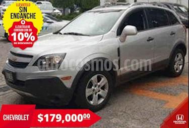 Chevrolet Captiva Sport LS Piel usado (2015) color Plata precio $179,000