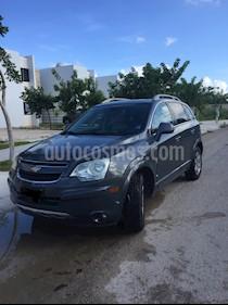 Chevrolet Captiva Sport Paq D usado (2009) color Plata precio $100,000