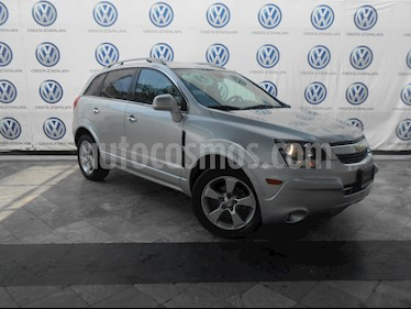 Foto Chevrolet Captiva Sport Paq D usado (2015) color Plata precio $224,000