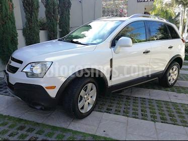 Chevrolet Captiva Sport Sport Paq A usado (2012) color Gris Oscuro precio $140,000
