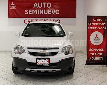 Chevrolet Captiva Sport Paq B usado (2014) color Blanco precio $165,000