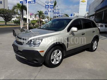 Chevrolet Captiva Sport Paq A usado (2016) color Blanco precio $178,000