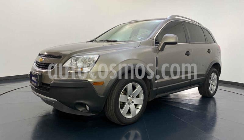 Chevrolet Captiva Sport Paq B usado (2011) color Cafe precio $154,999