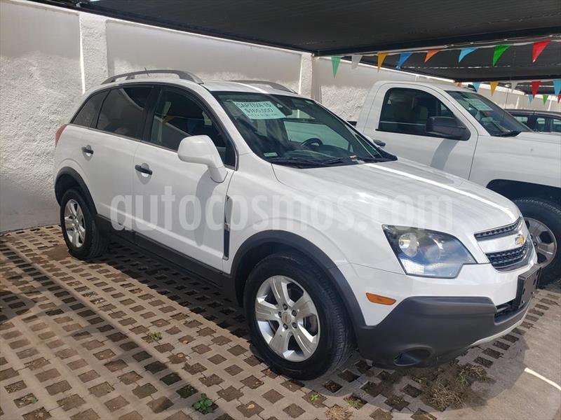 Chevrolet Captiva Sport LS usado (2015) color Blanco precio $165,000