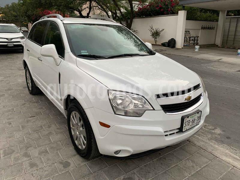 Chevrolet Captiva Sport Sport Paq A usado (2011) color Blanco precio $189,900