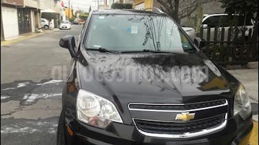Chevrolet Captiva Sport LT Piel V6 usado (2014) color Carbon precio $169,500