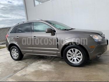 Chevrolet Captiva Sport LT Piel V6 usado (2012) color Terra precio $136,000