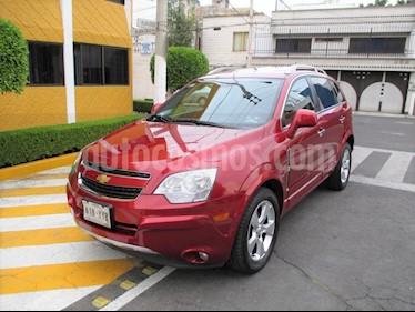 Foto Chevrolet Captiva Sport Paq D usado (2013) color Rojo Tinto precio $159,900
